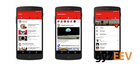 У YouTube обновился сайт, мобильные приложения и логотип
