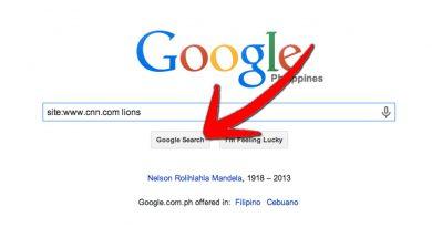 Секреты поиска Google