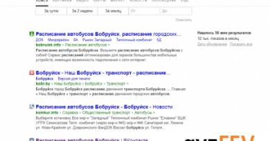 Группа вк + приложение. Расписание автобусов в Бобруйске