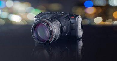 Компания Blackmagic Design выпустила новую камеру для