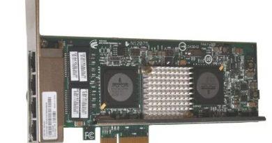 Серверные 200GbE-решения Broadcom NetXtreme E-Series поддерживают PCI-E