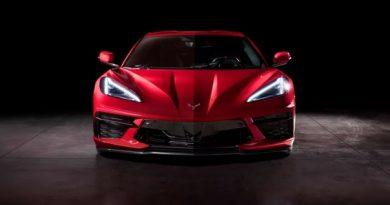 Chevrolet Corvette C8 может стать полноприводным гибридом