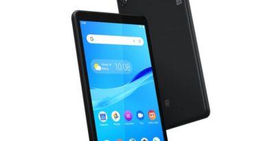 Lenovo представила планшеты Tab M7 и Tab