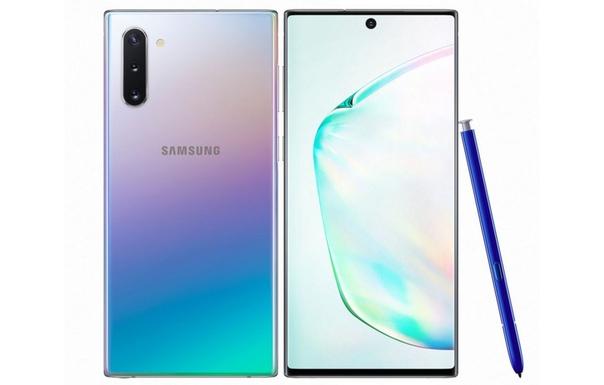 Флагманские смартфоны Samsung Galaxy Note10 и Galaxy