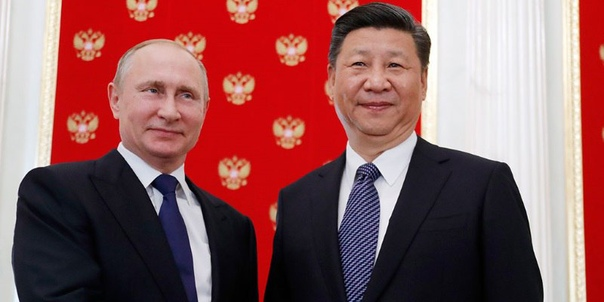 Владимир Путин и Си Цзиньпин договорились об