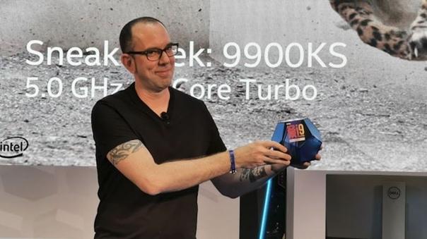 Новый Intel Core i9-9900KS: все 8 ядер