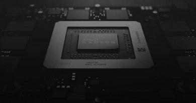 Флагманский графический процессор AMD Navi нового поколения