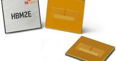 SK Hynix анонсировала чипы HBM2E с рекордной