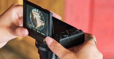 Камера Sony Cyber-shot DSC-RX100 VII осуществляет фотосъёмку
