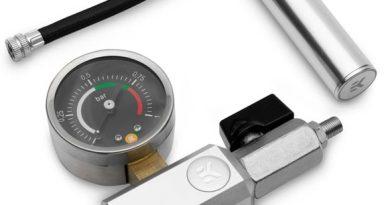 EK Leak Tester — устройство для поиска