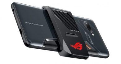 ASUS создаёт ROG Phone II совместно с