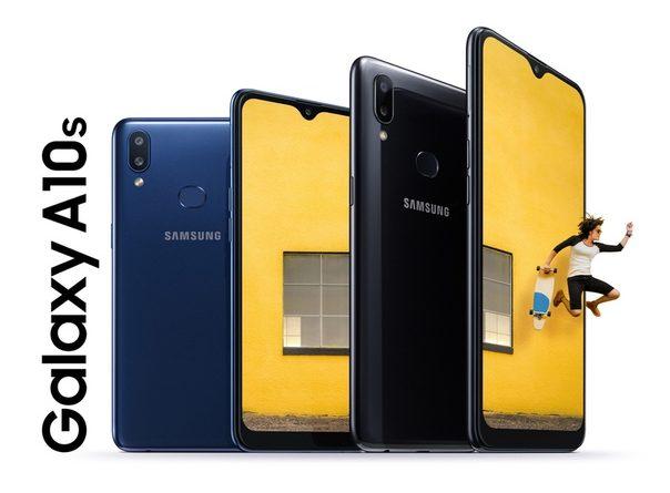 Анонс Samsung Galaxy A10s: теперь с двойной