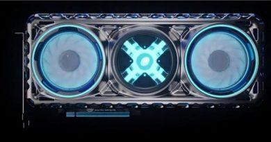 Intel вновь дразнит эскизами будущей дискретной видеокарты