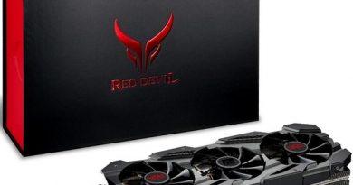 PowerColor выпустила три линейки ускорителей Radeon RX