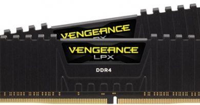 Corsair предлагает модули Vengeance LPX DDR4 объёмом