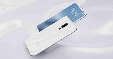 В сети появились подробности о Meizu 16Xs: