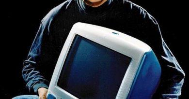 Сегодня исполняется 21 год, как Стив Джобс