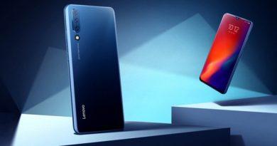 Анонс Lenovo Z6 – лайт-версия флагмана на