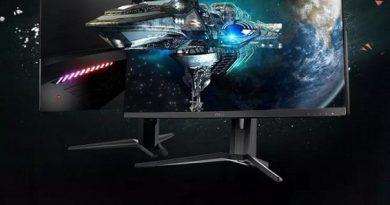 Новый изогнутый игровой 4K-монитор MSI MAG321CURV с