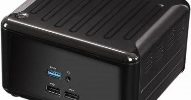 Мини-компьютер ASRock BOX-R1000 использует платформу AMD Ryzen