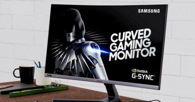 Монитор Samsung C27RG5 использует VA-матрицу с частотой