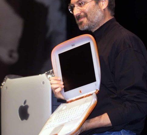 20 лет назад был представлен Apple iBook