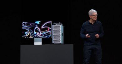Artikkel on kustutatud Представлен Mac Pro (2019)