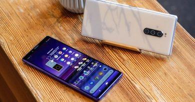 Sony Xperia 2 получит усовершенствованную камеру S-Cinetone