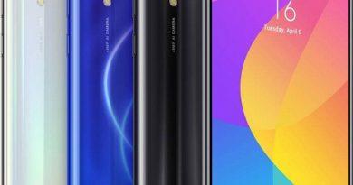 Анонс Xiaomi Mi 9 Lite – стильный