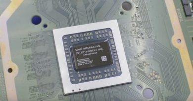 Слух: чип AMD Gonzalo для PlayStation 5