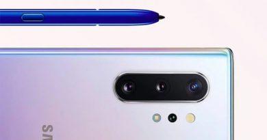 DxOMark: Galaxy Note 10+ 5G — новый