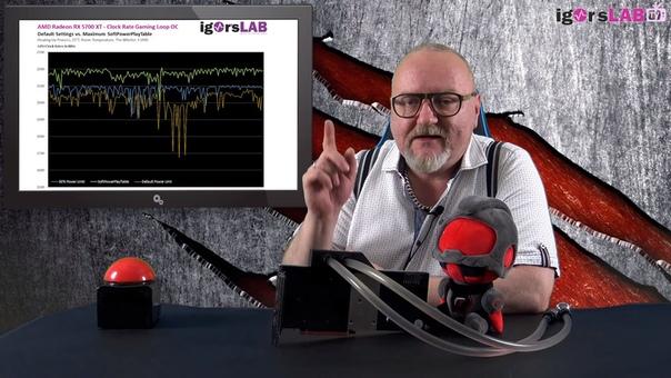 AMD Radeon RX 5700 XT можно разогнать