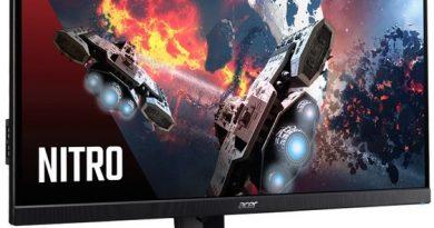 Acer Nitro XV273X — IPS-монитор с частотой