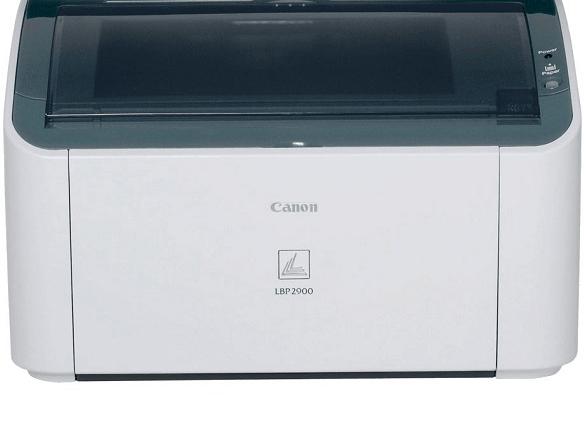 Как подключить Canon LBP 2900 к компьютеру