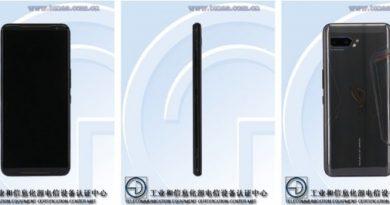 ASUS ROG Phone II с батареей 5800