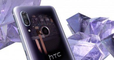 Анонс HTC U19e – полупрозрачный стильный смартфон