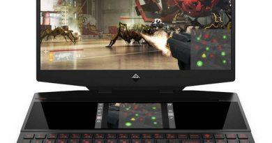 HP Omen X 2S: игровой ноутбук с