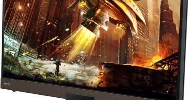 BenQ EX2780Q: WQHD-монитор с AMD FreeSync и
