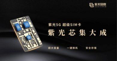 Новые SIM-карты от China Unicom имеют до
