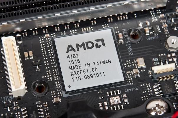 Младшие чипсеты AMD 500-й серии выйдут в
