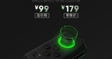 Xiaomi представила геймпад Black Shark для Redmi