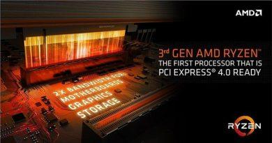AMD: поддержки PCI Express 4.0 в платах