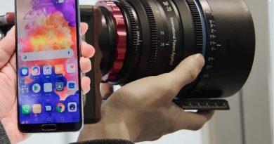 Nubia выпустит первый смартфон с поддержкой записи