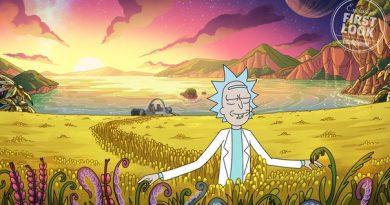 Первые кадры нового сезона «Рика и Морти»,