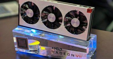 Выпуск ускорителя AMD Radeon VII прекратился в
