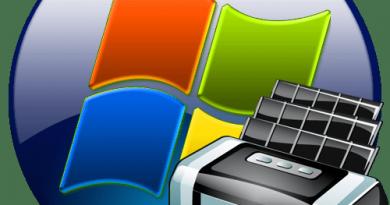 Решение ошибки «Локальная подсистема печати не выполняется» в Windows 7
