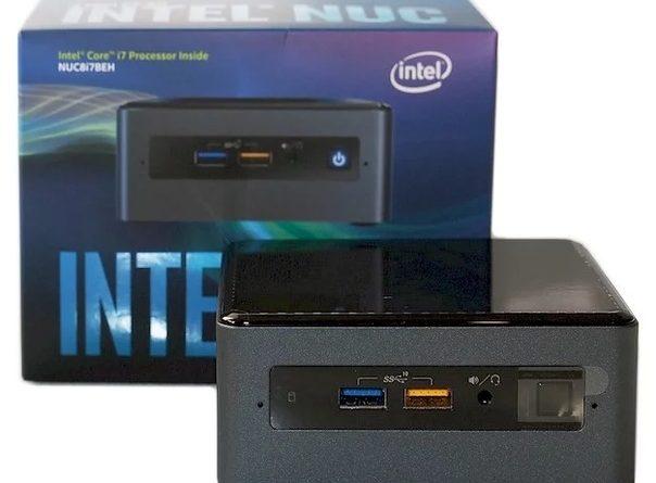 Мини-компьютеры Intel NUC Islay Canyon оснащены графикой