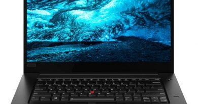 Lenovo ThinkPad X1 Extreme получит Intel Core