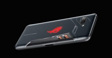 Игровой смартфон ASUS ROG Phone 2 выйдет