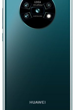 Концепт Huawei Mate 30 Pro на основе
